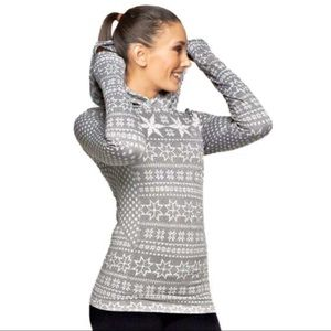 Climawear Nordic Hooded Pullover Top